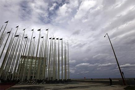 Un entretien entre des opposants cubains et des... (Photo: Reuters)