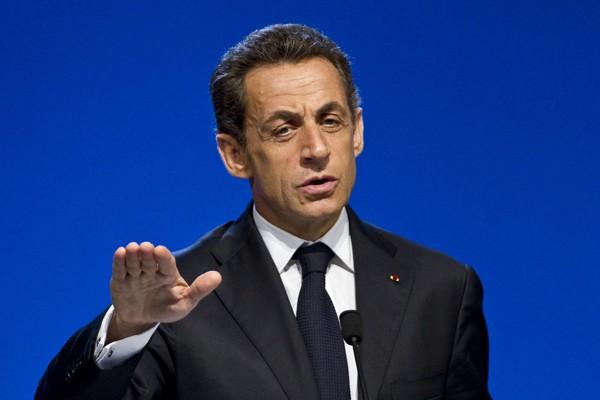 Le président Nicolas Sarkozy aurait, selon des propos... (Photo AFP)