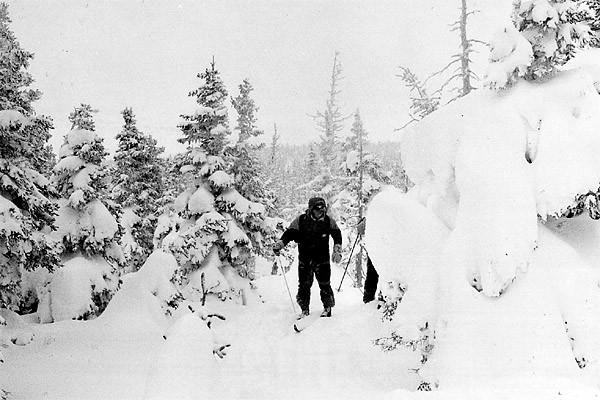 Plus de 200 skieurs ont amorcé hier la 8e... (Photo: archives La Presse)