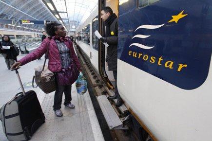 La compagnie ferroviaire transmanche... (Photo: Suzanne Plunkett, Reuters)
