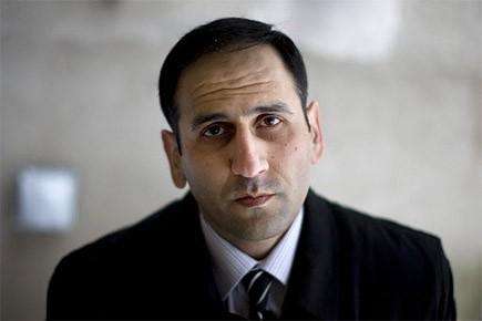 Hassan Almrei au bureau de son avotat en... (Photo: Chris Youn, PC)