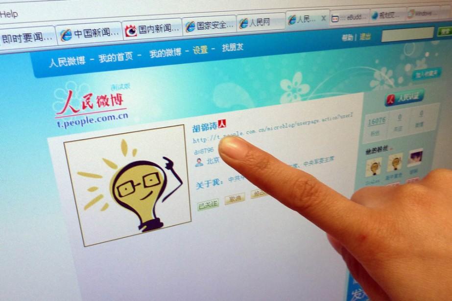 Le site chinois où le président du pays...