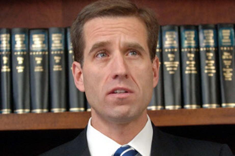 Le ministre de la Justice du Delaware, Beau... (Photo: AP)