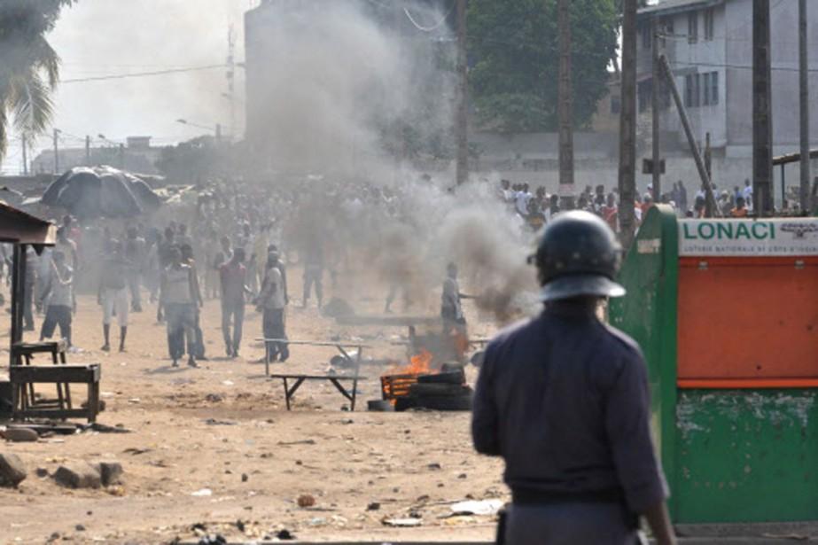 Les dix derniers jours ont été marqués par... (Photo: AFP)