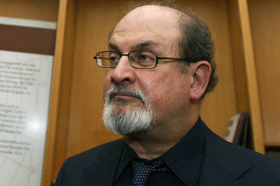 L'écrivain Salman Rushdie... (Photo: AP)