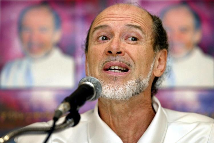 Claude Vorilhon, alias Raël... (Photo: AFP)