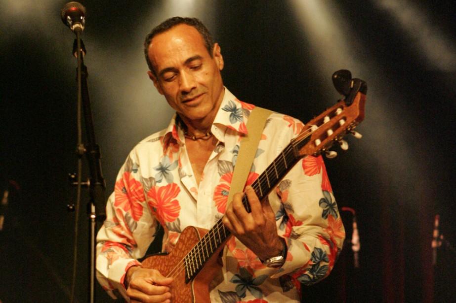 À l'initiative du chanteur Paolo Ramos (notre photo),... (Photo: Montréal en lumière)