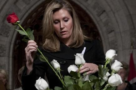 La ministre d'État Helena Guergis a admis avoir... (Photo: Adrian Wyld, PC)