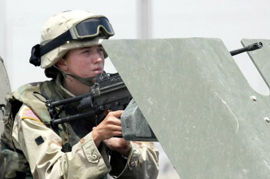 La guerre en Irak, qui «fut le plus... (Photo: archives AFP)