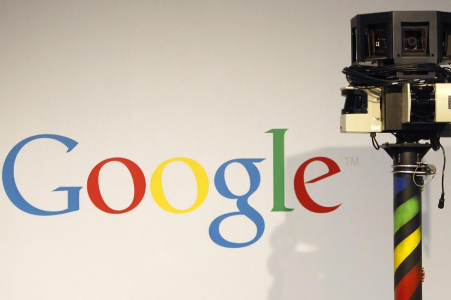 Une caméra utilisée par Google pour son service... (Photo: Reuters)