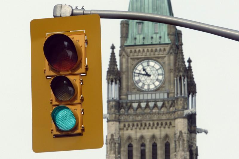 Le budget doit permettre à Ottawa de faire... (Photo Adrian Wyld, La Presse Canadienne)