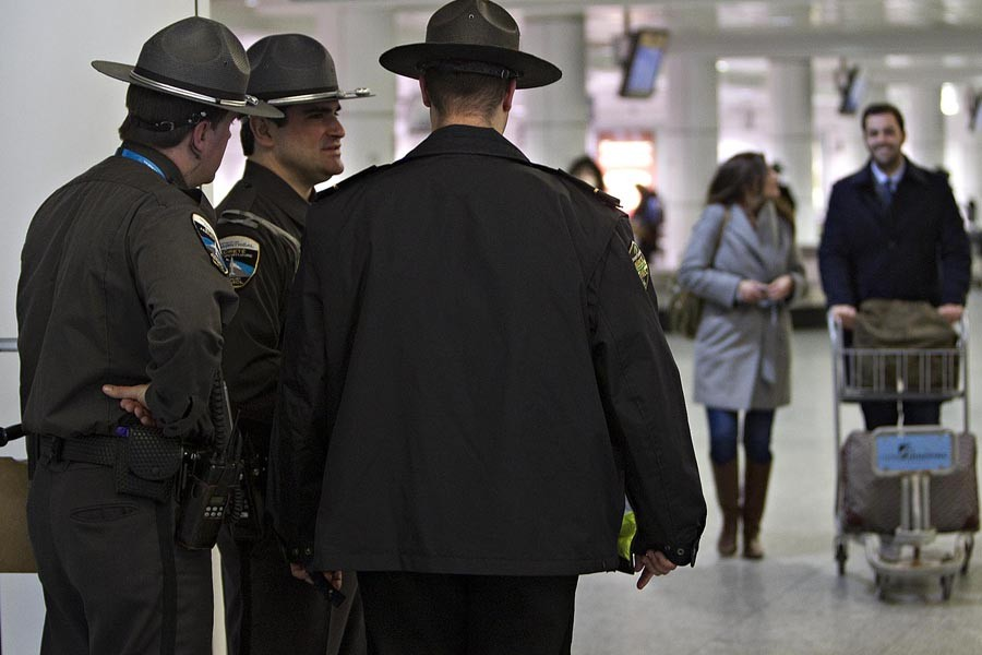 La cocaïne devait transiter par l'aéroport Montréal-Trudeau.... (Photo: Patrick Sanfaçon, La Presse)