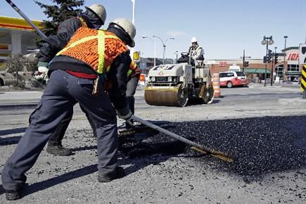Les Montréalais peuvent remercier... (Photo: Robert Mailloux, archives La Presse)