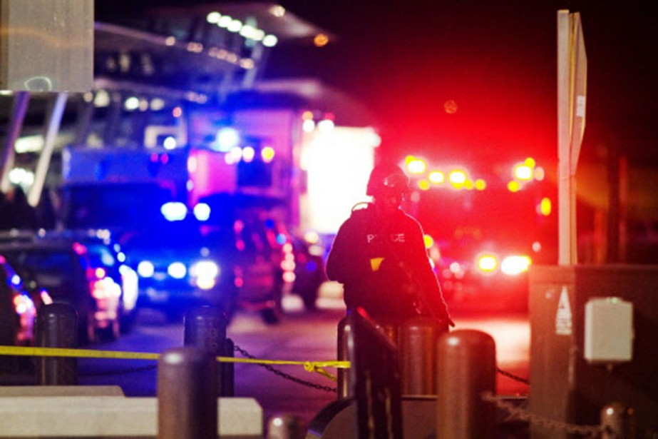 L'incident a provoqué la fermeture du Pentagone (à... (Photo: AP)