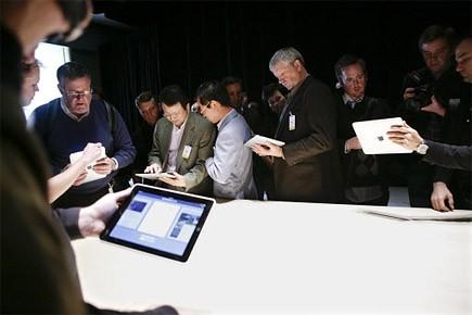 Les consommateurs américains sont invités à commander leur... (Photo: AFP)
