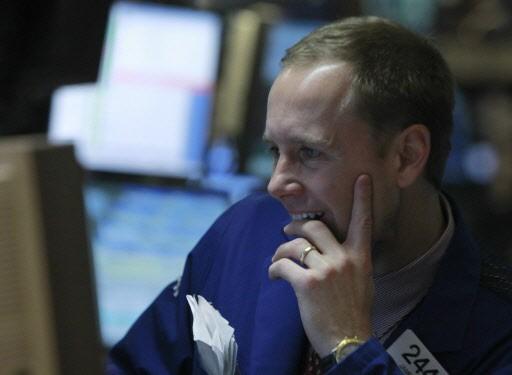 La Bourse de Toronto a clôturé la séance de lundi en hausse,... (Photo Reuters)
