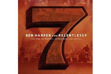 Pochette de cd de Ben Harper...