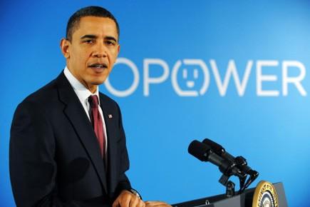 Le président des États-Unis Barack Obama a convoqué... (Photo: Jewel SAMAD, AFP)