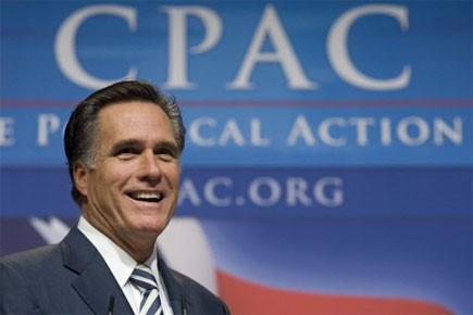 Mitt Romney... (Photo: AP)