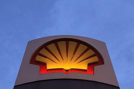 Le groupe pétrolier anglo-néerlandais Royal Dutch Shell figure... (Photo: AFP)