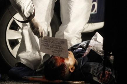 Vingt-et-une personnes ont été assassinées entre samedi soir... (Photo: Tomas Bravo, Reuters)