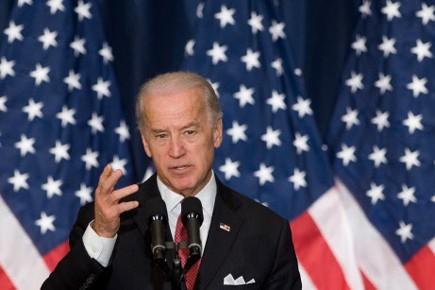 Le vice-président américain Joe Biden.... (Photo: Saul Loeb, AFP)