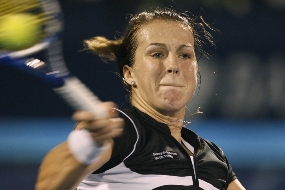 Anastasia Pavlyuchenkova... (Photo: AFP)