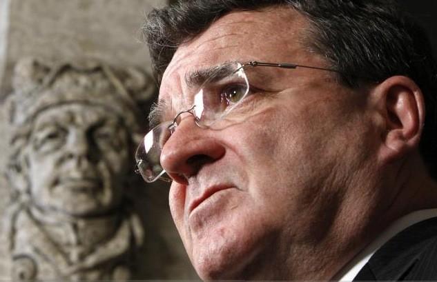 Le ministre fédéral des Finances, Jim Flaherty... (Reuters)