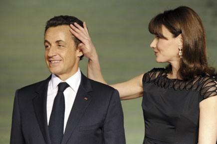 Carla Bruni-Sarkozy passera-t-elle cinq ans de plus à... (Photo: AFP)