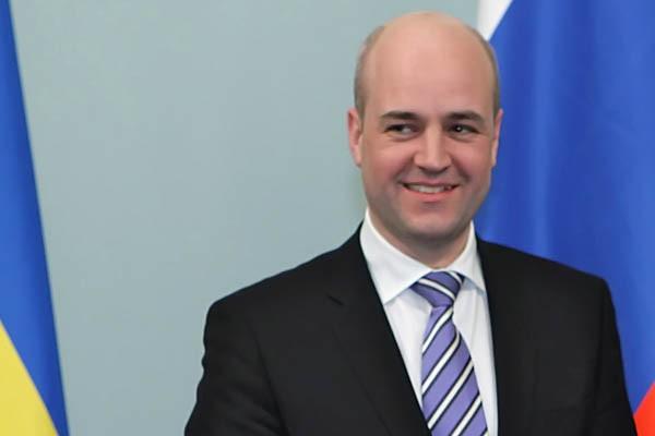 Fredrik Reinfeldt aurait fait part au premier ministre... (Photo Reuters)