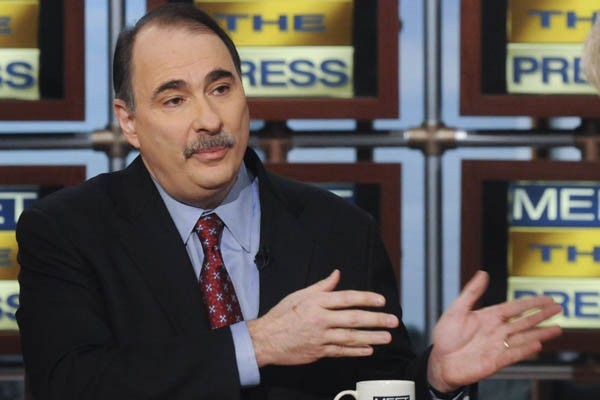 David Axelrod, conseiller d'Obama.... (Photo Reuters)