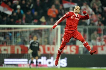 Le Bayern, privé de Franck Ribéry et de... (Photo: OLIVER LANG, AFP)