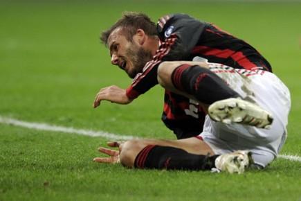Si la blessure au tendon d'Achille était confirmée,... (Photo: DAMIEN MEYER, AFP)
