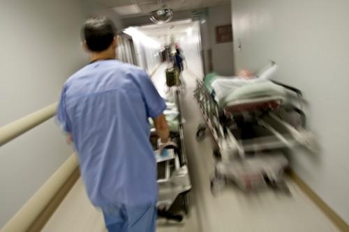 Depuis 2003, la médecine de corridor n'a cessé... (Photo: Martin Chamberland, Archives La Presse)