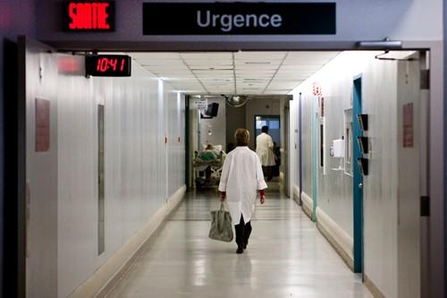 Des regroupements de médecins... (Photo: Martin Chamberland, Archives La Presse)