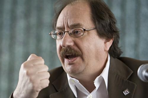 Le directeur général de la FTQ-Construction, Richard Goyette,... (Photo: François Roy, La Presse)