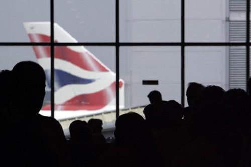 L'aéroport de Gatwick... (Photo: Archives AFP)