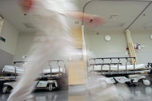 L'Ordre des infirmières et... (Photo: Patrick Sanfaçon, Archives La Presse)