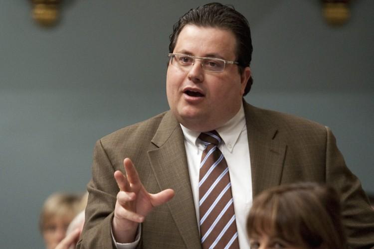 Le ministre de la Famille, Tony Tomassi... (Photo: PC)