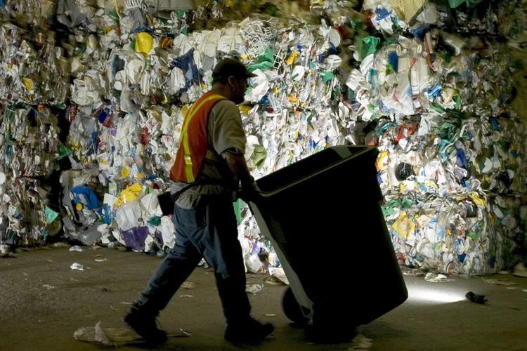 Les entreprises qui produisent des contenants et des... (Photo: Alain Roberge, La Presse)