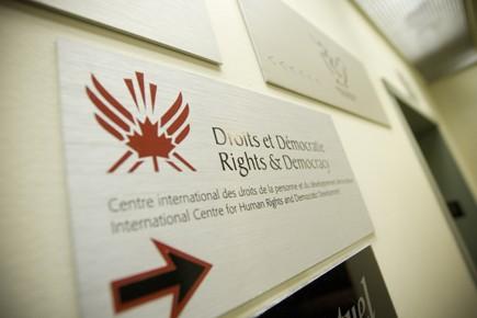 Le conflit s'envenime à Droits et Démocratie depuis... (Photo Ivanoh Demers, La Presse)