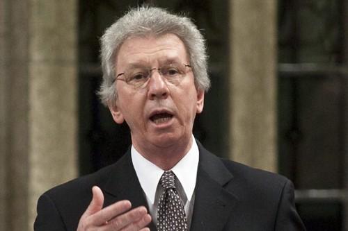 Le ministre des Anciens combattants, Jean-Pierre Blackburn.... (Photo: Archives PC)