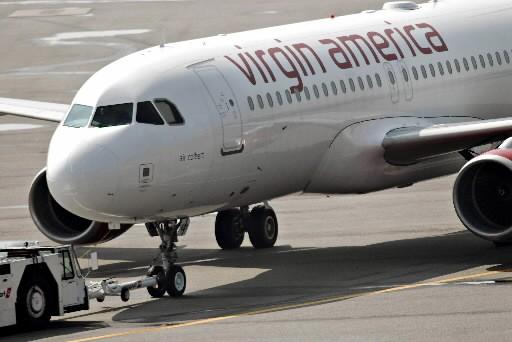 Lancée en 2007, Virgin America est une filiale... (Photo Bloomberg)