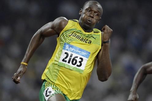 Le champion jamaïcain Usain Bolt... (Photo: AP)