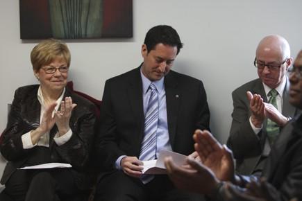 «Certains contremaîtres se sont disputés avec le directeur... (Photo: Martin Chamberland, La Presse)