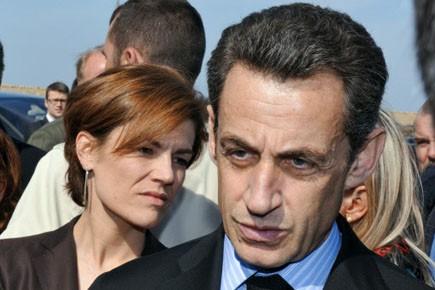 Le président français Nicolas Sarkozy.... (Photo: AFP)