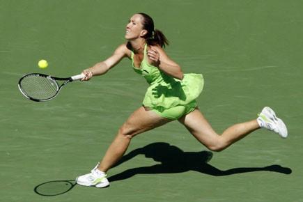 Jelena Jankovic (photo), sixième tête de série, affrontera... (Photo: Kevin Lamarque, Reuters)