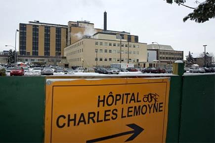 Le mécontentement des infirmières du Québec à... (Photo: archives Alain Roberge)