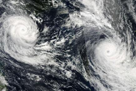 Ului, un puissant cyclone tropical, a balayé la côte nord-est... (Photo: Reuters)