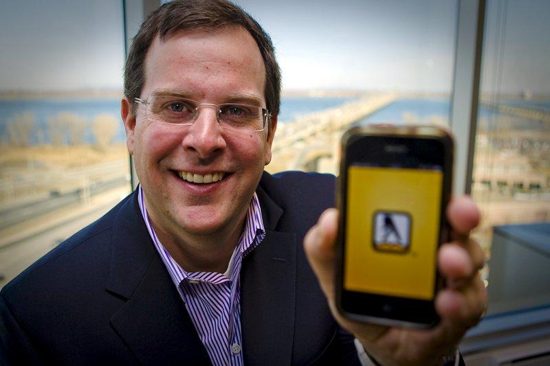 Marc Tellier, PDG sortant de Yellow Média.... (Photo André Pichette, La Presse)